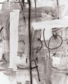 Christopher Wool, Untitled, 2010. Enamel on linen, 243.8 x 198.1 cm. © Christopher Wool.