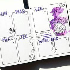 Décidemment je suis toujours en retard pour préparer mes semaines    #avril #april #weekly #daily #weeklyspread  #week #aliceinwonderland  #aliceaupaysdesmerveilles  #cheshire  #cat #aquarelle  #watercolor #bulletjournal #bujo  #bulletjournaling  #bulletjournaljunkies  #bujojunkie #bujolover #bujoaddict #bulletjournaladdict #frenchbujo #bujojunkies  #planner  #plannergirl #planneraddict  #frenchbulletjournal  #showmeyourplanner #bujoart #bujoinspire