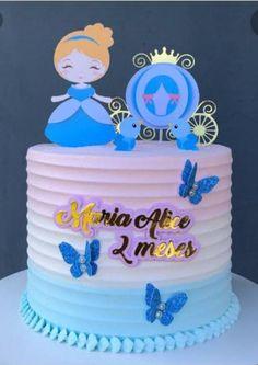 Minions Birthday Theme, Baby Birthday Cakes, Bolo Drip Cake, Drip Cakes, Bolo Minnie, Baby Girl Cakes, Cupcakes, Small Cake, Llamas