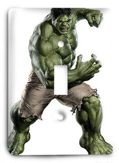 So my idea is to have this basic hulk pic w the head cut out for a ... a524dd252bca