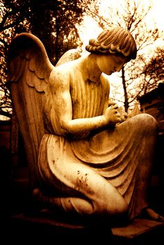 Angel statues - Flickr