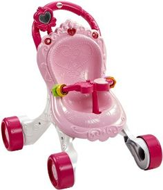 Superb Fisher-Price Princess Stroll-Along Musical Walker and Doll Gift Set Now at Smyths Toys UK. Shop for Gift Finder Months At Great Prices. Fisher Price, Toys For Girls, Toys For 1 Year Old, Popular Kids Toys, Dolls Prams, Mattel, Toys Uk, Activity Toys, Pink