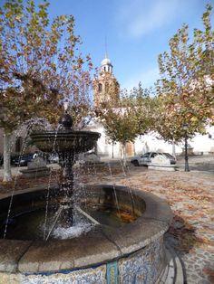 EL PUENTE DEL ARZOBISPO (TOLEDO).  Parroquia de Santa Catalina.