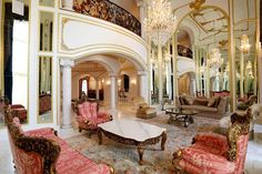 Wow! What a great room...