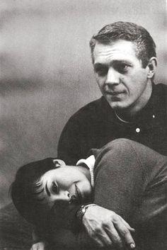 Steve McQueen& Neile