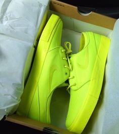 "Nike SB Stefan Janoski ""Volt"""
