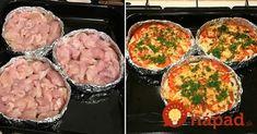 Výborný nápad na obed vštýle živánskej. Navyše, pripravíte ho bez toho, aby ste museli riešiť špinavé riady. Skvelý tip pre každého, kto si rád uľahčí prácu. Navyše, chutí to výborne!