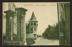 Foto antigua de VIÑA DEL MAR   -  Fuente: Plusesmas