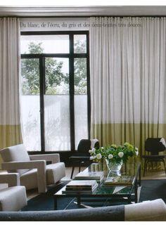 MARIE CLAIRE MAISON - Utrecht, http://www.nest.co.uk/product/cassina-utrecht-armchair - Gerrit Thomas Rietveld #Historia #Arte #Design @Qomomolo