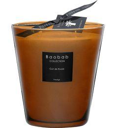 BAOBAB - Cuir de Russie Max 16 candle   Selfridges.com