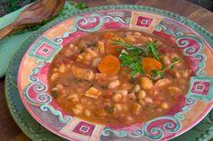 Vegetable White Bean Stew