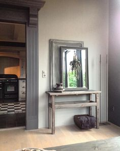 #myhome #decoration #landelijkwonen #blogger #woonblog #persiangrey #paintingthepast #interior by inge_my_choice