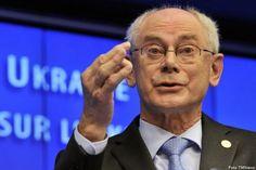 Van Rompuy annulla visita a Mosca di oggi e Lavrov ironizza: inseirto nella lista delle sanzioni?