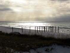 Beach in front of Capri by the Gulf and Crystal Sands Destin, FL