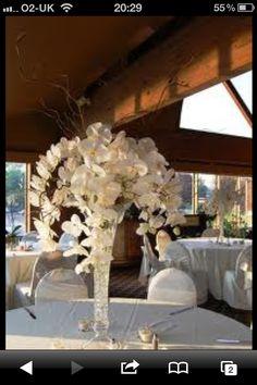 Wedding flower arrangements x