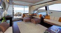 Απόλαυσε την εμπειρία ενός πολυτελέστατου Yacht για όσες μέρες θέλεις!! Για περισσότερες πληροφορίες δείτε στο site μας: www.cruisesholidays.gr Για κρατήσεις καλέστε μας εδώ: 6948364770