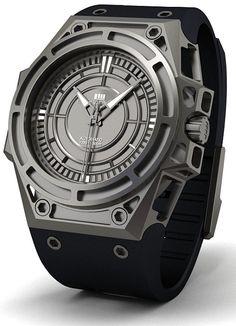 Linde Werdelin SpidoLite Titanium watch