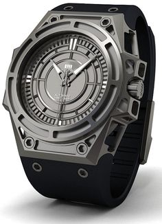 Linde Werdelin SpidoLite Titanium watch