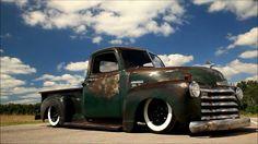 1950 Chevy Patina Truck