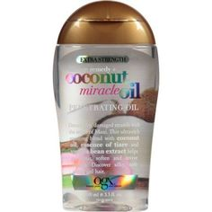 This ultra-rich repairing blend with coconut oil, essence of tiare and vanilla bean extract helps to repair, soften and revive strands. Beauty Care, Hair Beauty, Beauty Tips, Beauty Hacks, Curly Hair Styles, Natural Hair Styles, Natural Gel Nails, Perfume, Anti Aging Skin Care
