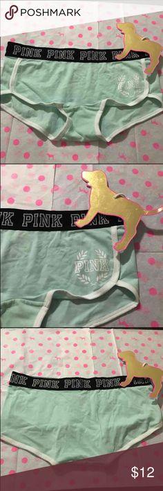 Pink Boyshort Brand New! PINK Victoria's Secret Intimates & Sleepwear Panties