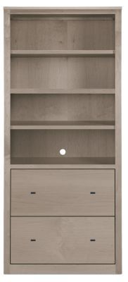 Room & Board | Woodwind 72h Bookcase wit...,