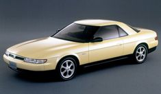 It Was Japan's Most Daring Car. Classic Japanese Cars, Classic Cars, Japan Motors, Mazda Cars, Mazda 6, Ad Car, Yellow Car, Transporter, Automotive Design