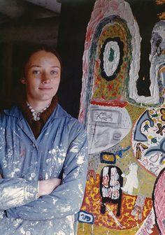 Niki de Saint Phalle | La artista | Museo Guggenheim Bilbao