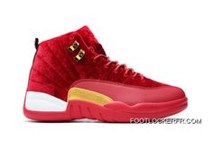 "http://www.footlockerfr.com/air-jordan-12-gs-red-velvet-vente-en-ligne.html AIR JORDAN 12 GS ""RED VELVET"" VENTE EN LIGNE : 87,92€"