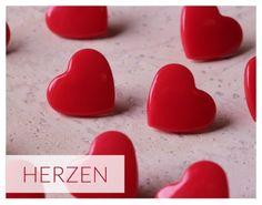 Herzen 25 Stück >> Schubladentrenner