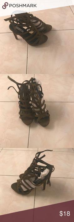Green Heels Green Heels Shoes Heels