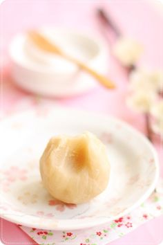 Shiro-an (Japanese Sweet White Bean Paste) #japanese #recipes