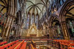 St. Mary's Cathedral, Glasgow, Scotland