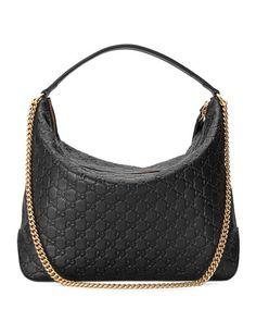 202f8a25655b Linea A Large Guccissima Leather Hobo Bag Gucci Models