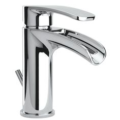 PAINI OVO Single-lever basin mixer with pop-up waste Bath Taps, Sink Taps, Basin Mixer Taps, Bathroom Basin, Downstairs Bathroom, Waterfall Taps, Waterfall Features, Water Tap, Open Water