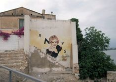 Andrea Michaelsson is a multi-faceted artist better known by her street artist name, Btoy. Btoy primarily began focusing on street art around when her mother passed away. Art Festival, Famous Portraits, Best Graffiti, Artist Biography, Artist Life, Street Artists, Artist Names, Banksy