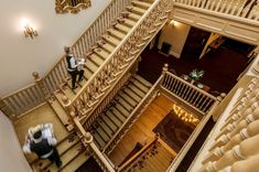 Discover the beauty of Northumberland and our stunning Doxford Hall Spa, the perfect place for a relaxing and memorable stay. Grand Staircase, Fine Dining, Luxury Travel, Perfect Place, Scotland, How To Memorize Things, Spa, Restaurant, Mansions