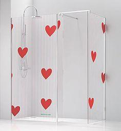 Mamparas de ducha de diseño