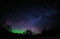 aurora boreale a split rock mn, 2013