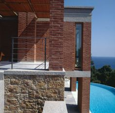 Filing System, Mediterranean Homes, Mansions, House Styles, Image, Google Search, Home Decor, Cement, Mediterranean Houses