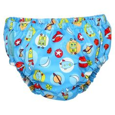 GREAT IDEA - Charlie Banana Reusable Swim Diaper & Training Pant - Assorted Sizes & Colors