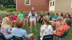 fun game to play with your youth group or any large crowd Funny Games For Groups, Relay Games For Kids, Easter Games For Kids, Youth Group Activities, Group Games For Kids, Games For Teens, Summer Activities, Summer Party Games, Summer Camp Games