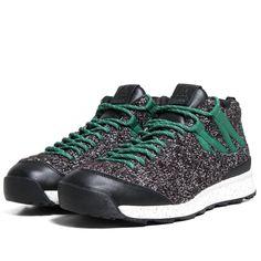 brand new 6cf8a 407d5 Nike ACG Okwahn 2 NRG Wool – Black  Green Latschen, Schuhe Turnschuhe