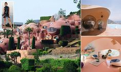 Pierre Cardin's puts Bubble Palace in France up for sale for £300m