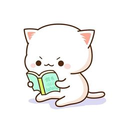Hey yo , let learn for the next text . I am from vietnam and i have a text tomorrow . Kawaii Anime, Chibi Kawaii, Chibi Cat, Kawaii Cat, Cute Chibi, Cute Cartoon Pictures, Cute Love Cartoons, Cute Images, Kitten Wallpaper