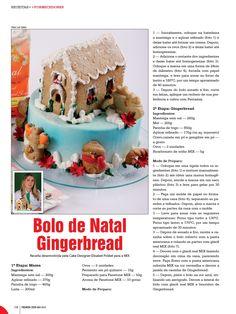 Torta gingerbread 1