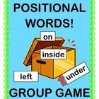 POSITIONAL WORDS are perfect for multi-sensory learning!  Play this MUSICAL GROUP GAME for active fun!  Make a SHAKER CRAFT, and learn 15 new SIGHT WORDS!  Sing a familiar-tune SONG as each kid helps to decipher a Positional Word and places a classroom toy somewhere in/around/on a clear plastic box.  Keep the beat with the SHAKER CRAFT you make, and add the 15 Positional Word Cards to your WORD WALL.  Great for your SUB FOLDER, too!  (11 pages)  From Joyful Noises Express TpT!  $