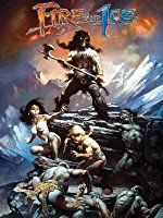 Fire and Ice - Fire and Ice is a 1983 American epic high fantasy adventure film directed by Ralph Bakshi. The film, a collaboration between Bakshi and Frank Frazetta, was distributed by Century Fox, which also distributed Bakshi's 1977 release, Frank Frazetta, Ralph Bakshi, Ice Photo, Classic Movie Posters, Fantasy Movies, Fantasy Art, Dark Fantasy, Final Fantasy, Sword And Sorcery