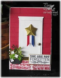~ Not Forgotten ~ For a Gold Star Mother