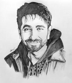 Ayushmann Khuranna Graphite Sketch on Paper Graphite, Sketch, Celebrities, Paper, Art, Graffiti, Sketch Drawing, Celebs, Kunst